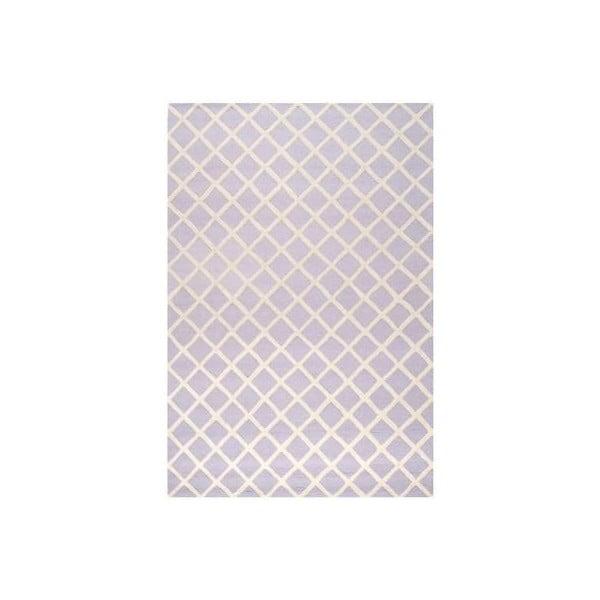 Vlněný koberec Safavieh Sophie Light Purple, 274 x 182 cm