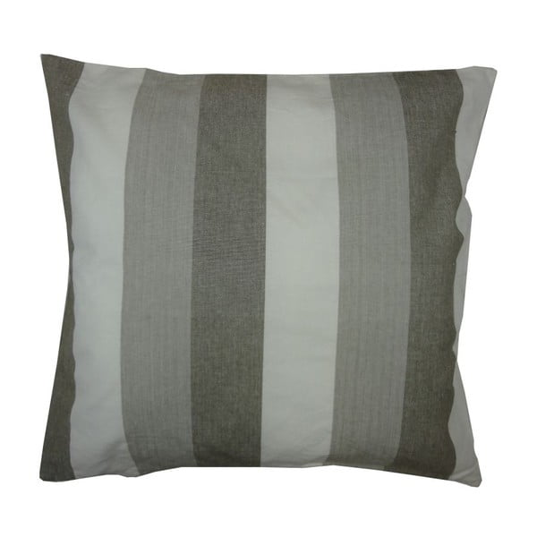 Polštář Classic Stripe Beige, 50x50 cm