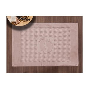 Koupelnová předložka Basic Brown, 50x70 cm