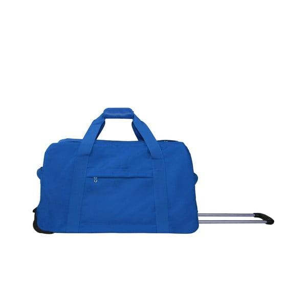 Cestovní zavazadlo na kolečkách Sac Blue, 76 cm