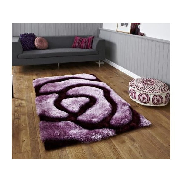 Koberec Noble House Purple, 80x150 cm