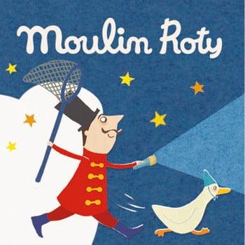 """Discuri de proiecție cu povești Moulin Roty """"Circul """" poza"""
