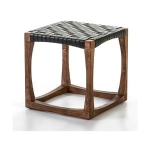 Stolička ze dřeva mindi Thai Natura