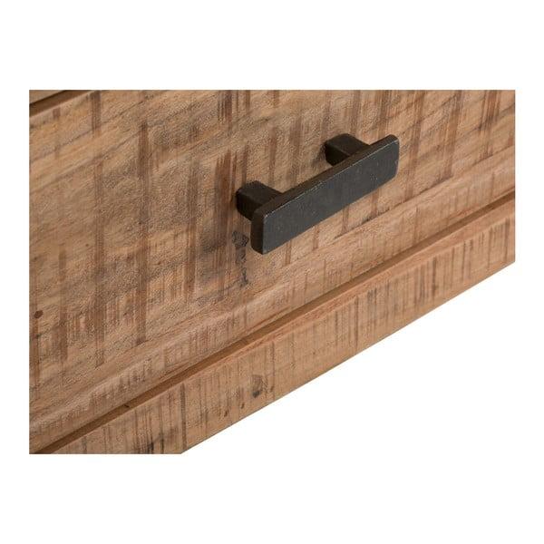 Suport TV din lemn de salcâm SOB Alaska