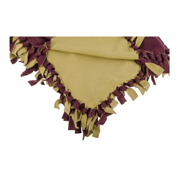Přehoz na postel Town Double Violet, 180x220 cm