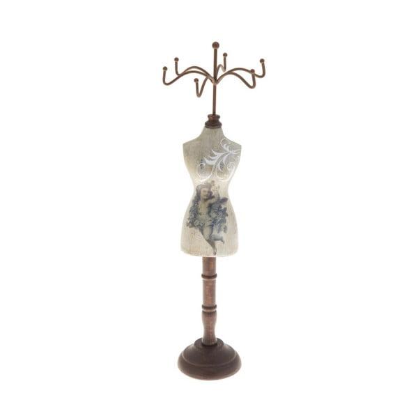 Dřevěný stojan na šperky Antic Line Rasso