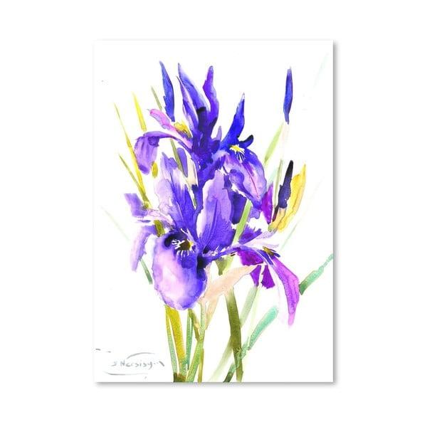 Plakát Irises od Suren Nersisyan