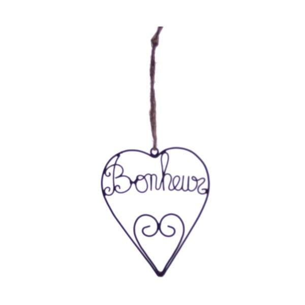 Závěsná dekorace Bonheur