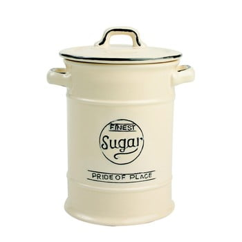Recipient ceramic pentru zahăr T&G Woodware Pride of Place, crem de la T&G Woodware