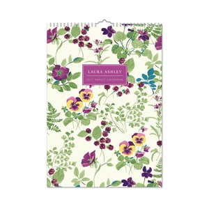 Calendar de familie A3 Portico Designs Laura Ashley