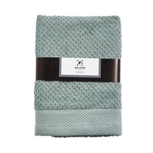 Šedý ručník Galzone,70x50cm