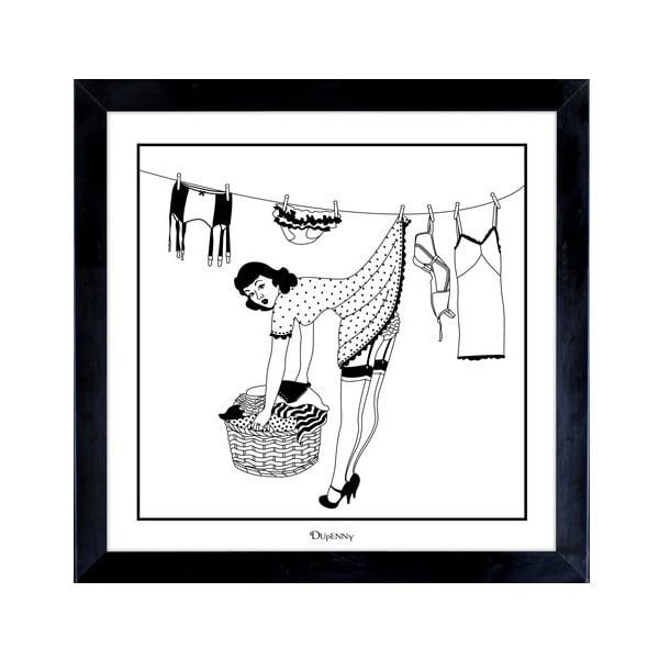Obraz Peggy, 50x50 cm