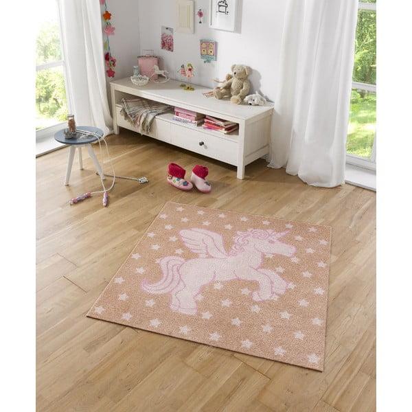 Dětský koberec Zala Living Unicorn, 100x100cm