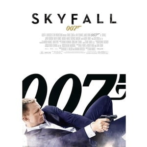 Plakát Skyfall 3