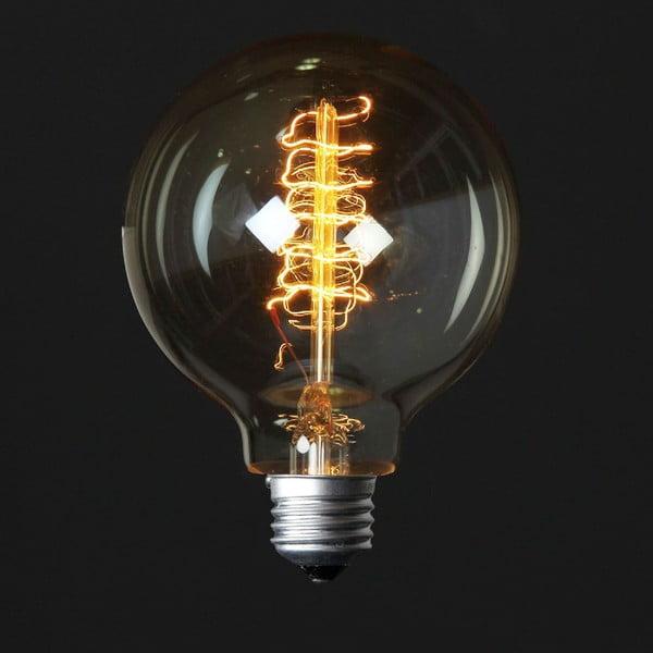 Žárovka Edison 32, G80 E27 40W