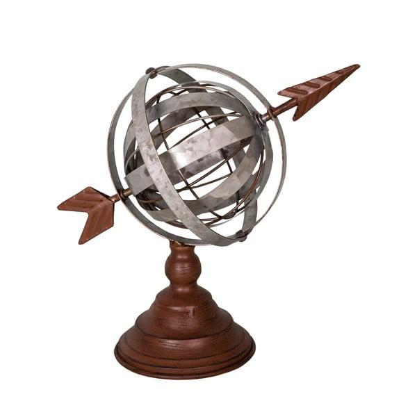 Glob decorativ Antic Line Globe,ø12,5cm