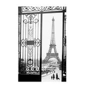 Fotoobraz Magic Eiffel Tower, 81x51 cm