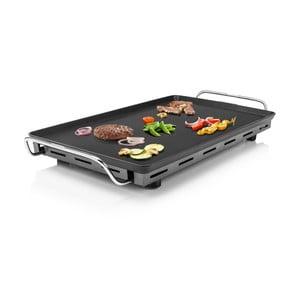 Černý elektrický stolní gril Princess Chef XXL, příkon 2500W
