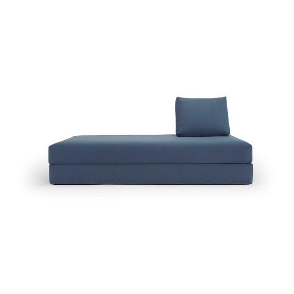 Canapea extensibilă Innovation All You Need Petrol, 100 x 200 cm, albastru