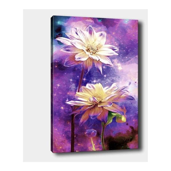 Tablou pe pânză Tablo Center Flower Buddies, 40 x 60 cm