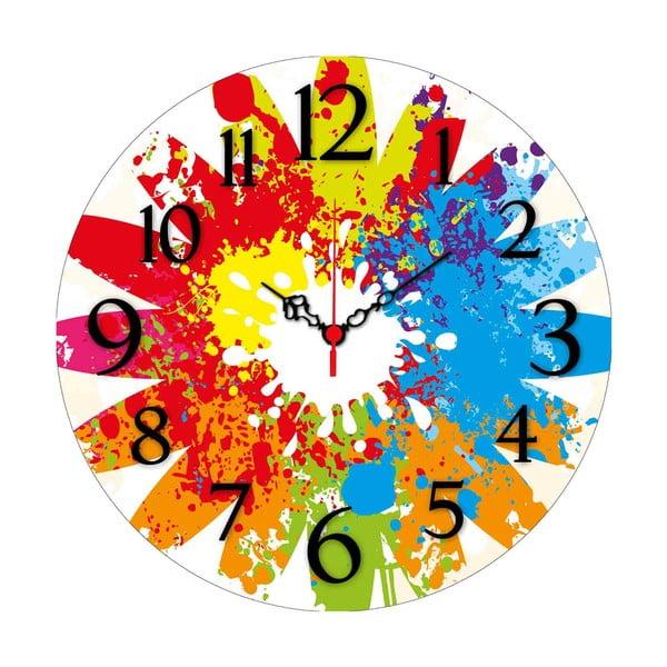 Zegar ścienny Alejandro, ø 40 cm