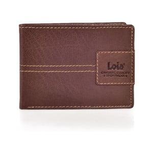 Kožená peněženka Lois Hazel, 11x8 cm