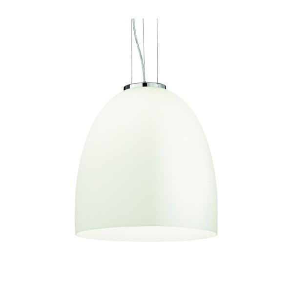 Bílé závěsné svítidlo Evergreen Lights Classo