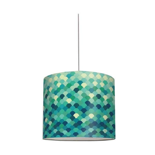 Stínidlo Waves Turquoise
