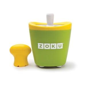Zelená forma na nanuk ZOKU Popsicle