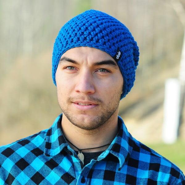 Čepice Rasta Blue