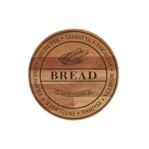 Prkénko z bukového dřeva Bisetti Broad Bread,30cm