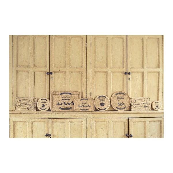 Korková podložka pod hrnec T&G Woodware Chunky