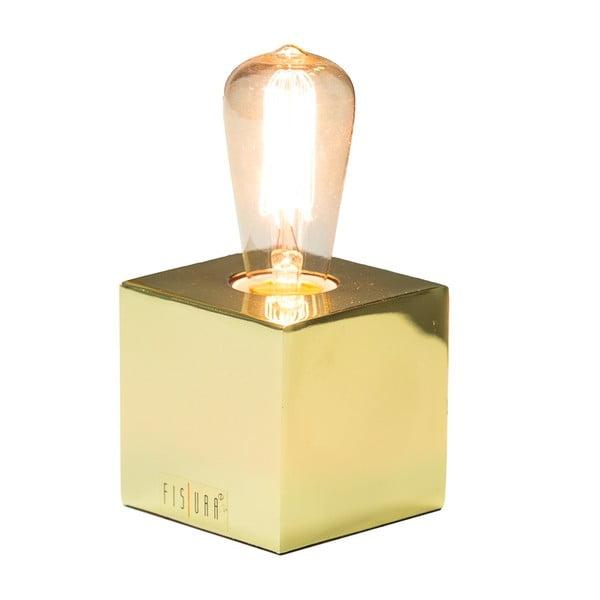 Stolní lampa Cube Oro