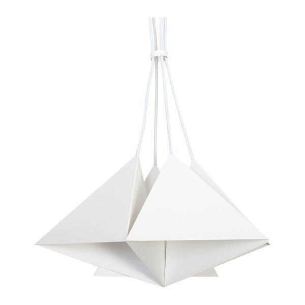 Bílé stropní svítidlo Evergreen Lights Suspension Trio Grande