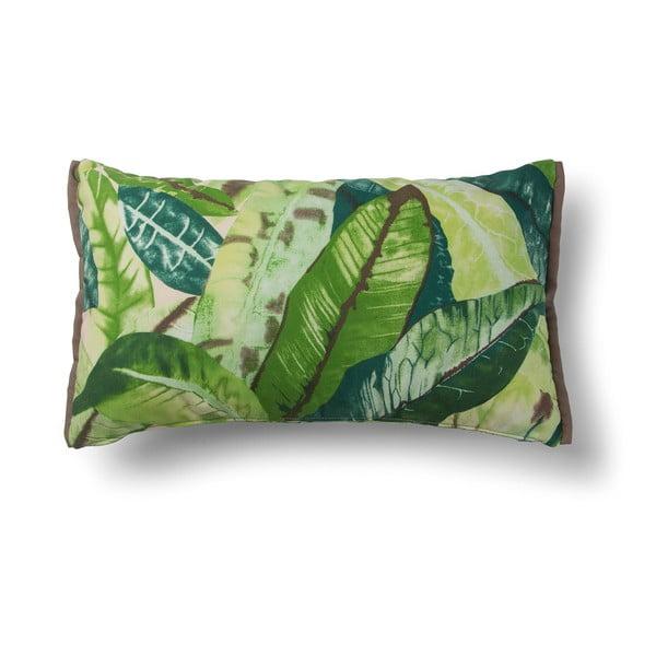Tropical zöld párnahuzat, 30 x 50 cm - La Forma