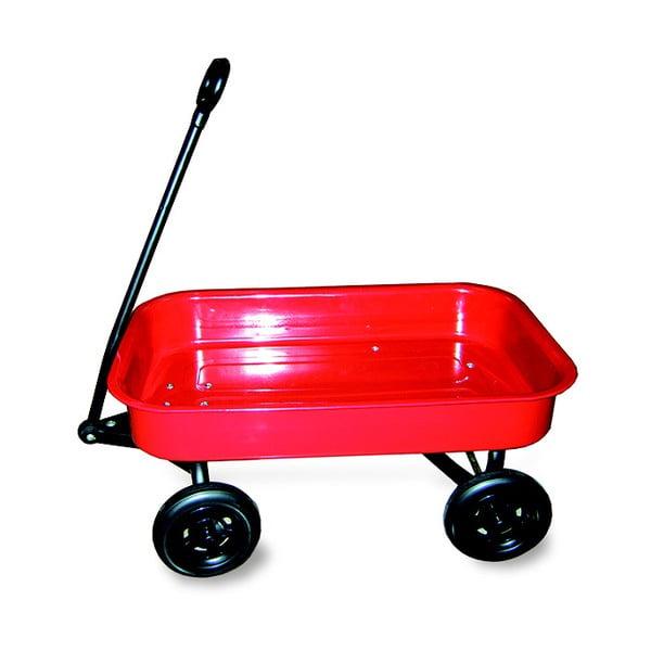 Trolley piros húzható kocsi - Legler