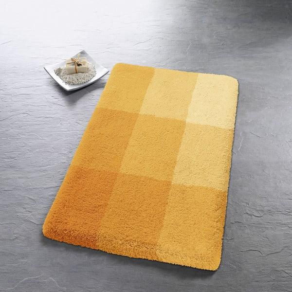 Předložka Square, 60x100 cm, oranžová