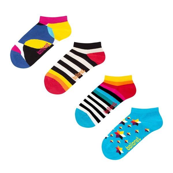 Véier ajándék zokniszett, méret: 36 – 40 - Ballonet Socks