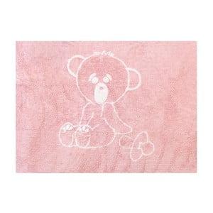 Koberec Chupete 160x120 cm, růžový