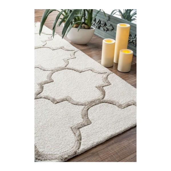 Vlněný koberec Nickel, 120x183 cm