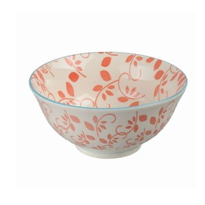 Porcelánová miska Tayo Red, 15,5x7 cm
