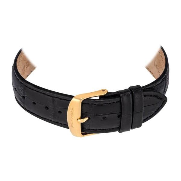Pánské hodinky Stahlbergh Ringsted Black/Gold