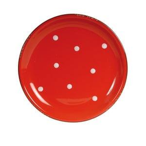 Talíř Antic Line Round Red, 26 cm