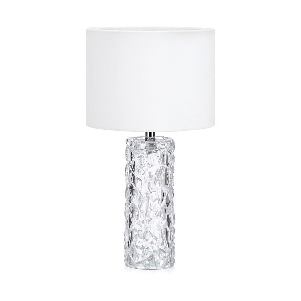 Bílá stolní lampa Markslöjd Madame Markslöjd