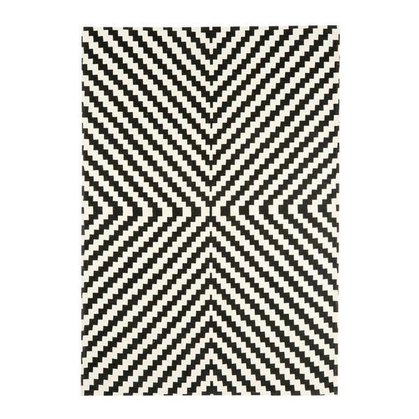 Koberec Asiatic Carpets Onix Geo Mono, 120x170 cm