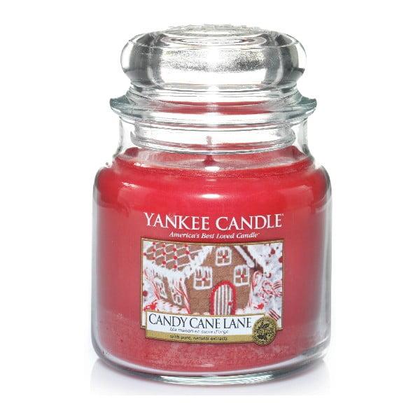 Vonná svíčka Yankee Candle, Cestička z lízátek