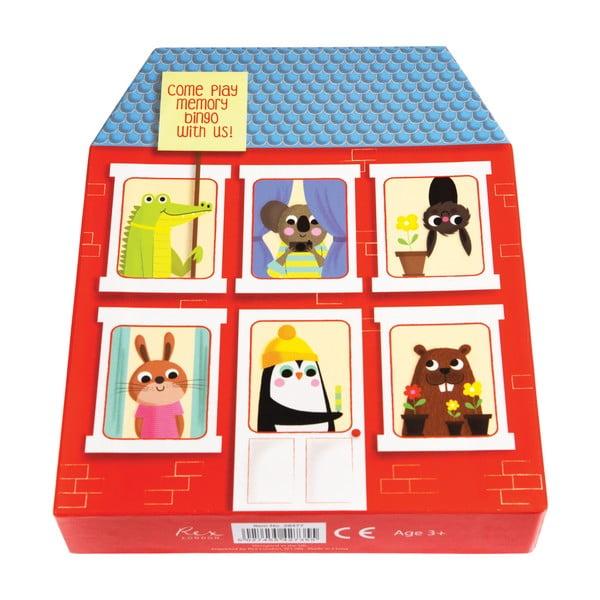Gra dla dzieci Memory Rex London Memory