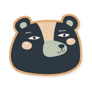 Suport farfurie pentru copii Little Nice Things Bear