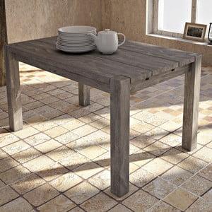 Jídelní stůl Seart z masivní borovice, 140x90 cm