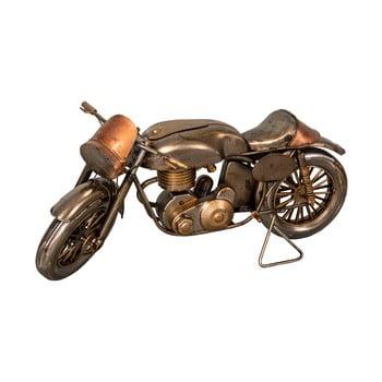 Decorațiune din fier Antic Line Moto,29x11cm, formă motoretă